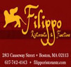 Filippo Ristorante Coupons Boston, MA Deals
