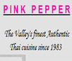 Pink Pepper Coupons Mesa, AZ Deals
