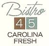 Bistro 45 Coupons Greenville, SC Deals