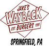 Jake's Wayback Burgers Coupons Springfield, PA Deals