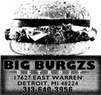 Big Burgzs Coupons Detroit, MI Deals