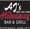 Aj's Hideaway Bar & Grill Coupons Keizer, OR Deals
